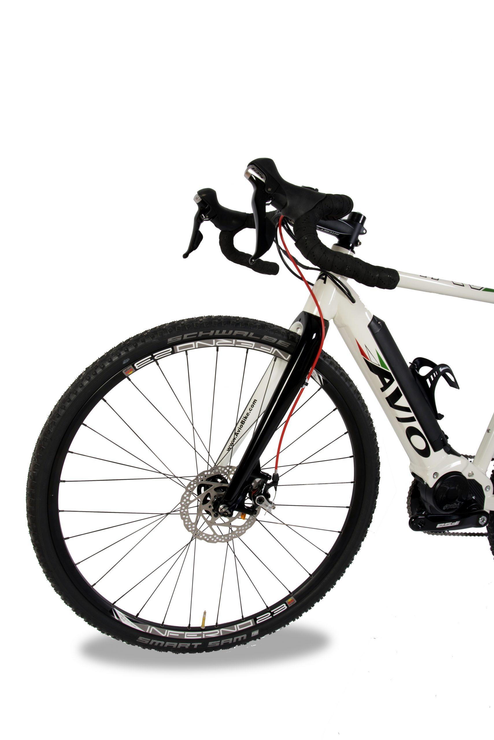 Aviobike Angelo Allevi bicicletta elettrica C-172 Gravel