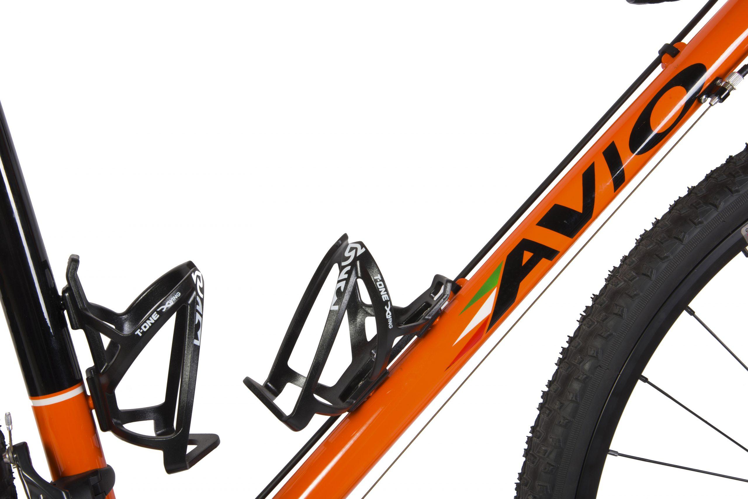 Aviobike Angelo Allevi bicicletta muscolare King Air Gravel