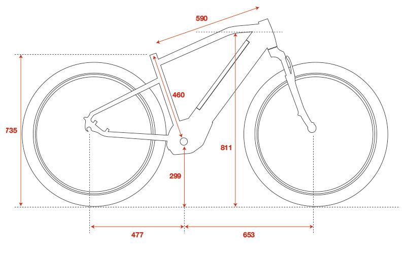Angelo Allevi bicicletta elettrica Viareggio da strada